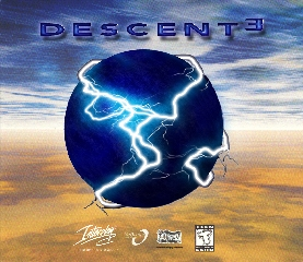 Descent 3 Box