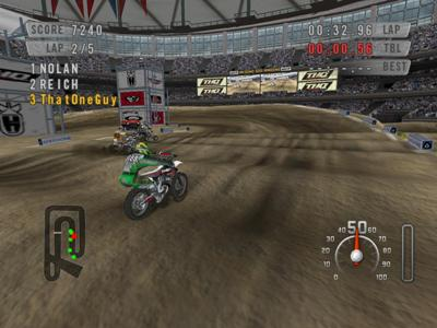 PC Motocross 'Madness' is back - thanks to Rainbow Studios!